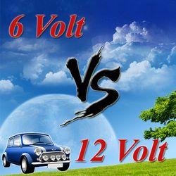 Διαφορές 6 Volt & 12 Volt Ηλεκτροκίνητων