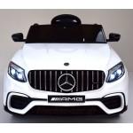 ΗΛΕΚΤΡΙΚΟ ΠΑΙΔΙΚΟ ΑΥΤΟΚΙΝΗΤΟ MERCEDES BENZ AMG GLC 63S SUV ORIGINAL LICENSE (ΕΛΑΣΤΙΚΑ,ΔΕΡΜΑΤΙΝΟ ΚΑΘΙΣΜΑ) 12V